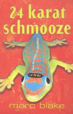 book cover of 24 Karat Schmooze