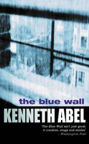 book cover of The Blue Wall