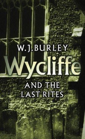 book cover of Wycliffe and the Last Rites