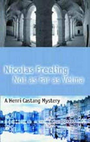book cover of Not as Far as Velma