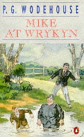 book cover of Mike at Wrykn
