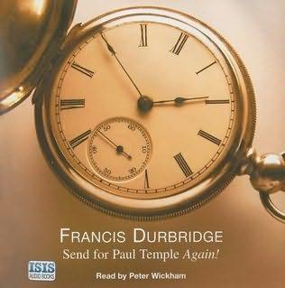 Send For Paul Temple Again - Francis Durbridge