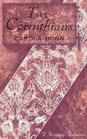 book cover of Two Corinthians