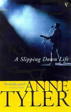 a summary of a slipping down life a novel by anne tyler Buy a slipping down life 1st paperback edition by anne tyler (isbn: 9780099517504) from amazon's book store everyday low prices and free delivery on eligible orders.