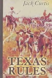 book cover of Texas Rules