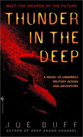 book cover of Thunder in the Deep