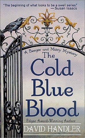 book cover of The Cold Blue Blood