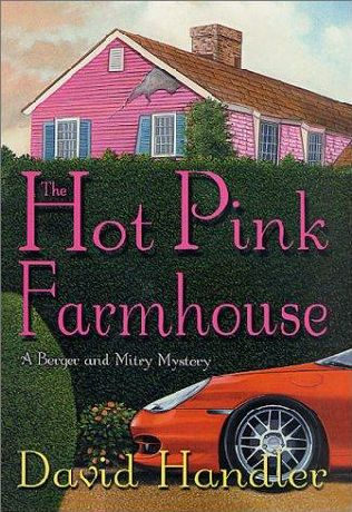 book cover of The Hot Pink Farmhouse
