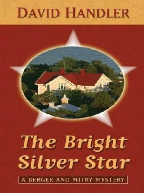 book cover of The Bright Silver Star