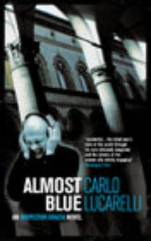 book cover of Almost Blue
