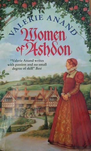 book cover of Women of Ashdon