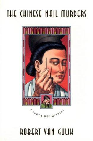 book cover of The Chinese Nail Murders