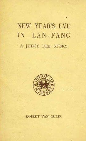 book cover of New Year\'s Eve in Lan-Fang