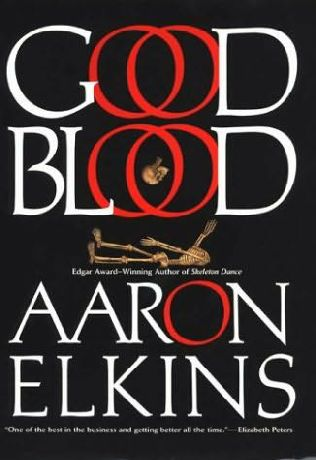 book cover of Good Blood