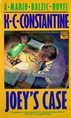 book cover of Joey\'s Case
