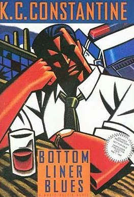 book cover of Bottom Liner Blues
