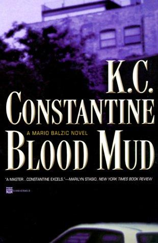 book cover of Blood Mud