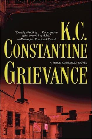 book cover of Grievance