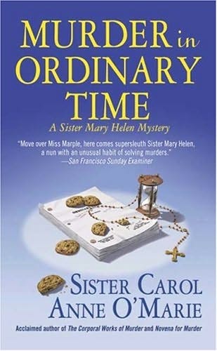 book cover of Murder in Ordinary Time