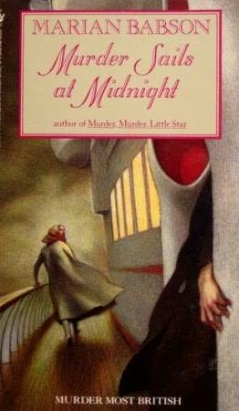 book cover of Murder Sails At Midnight