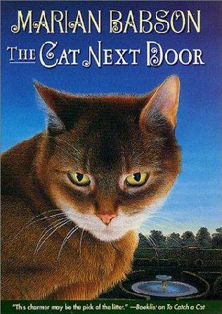 book cover of The Cat Next Door
