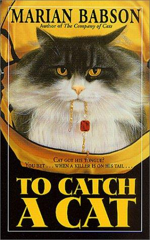 book cover of To Catch a Cat