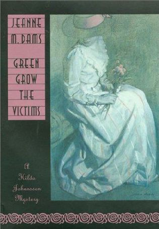 book cover of Green Grow the Victims