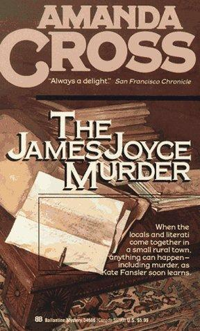 book cover of The James Joyce Murder