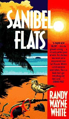 book cover of Sanibel Flats