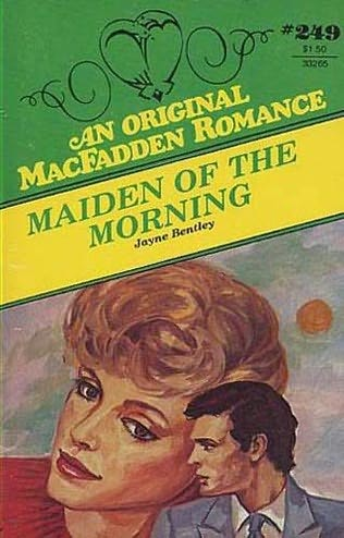 book cover of Maiden of the Morning