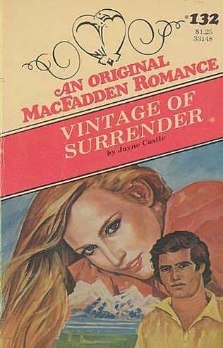 book cover of Vintage of Surrender