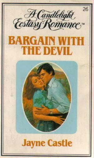 book cover of Bargain with the Devil