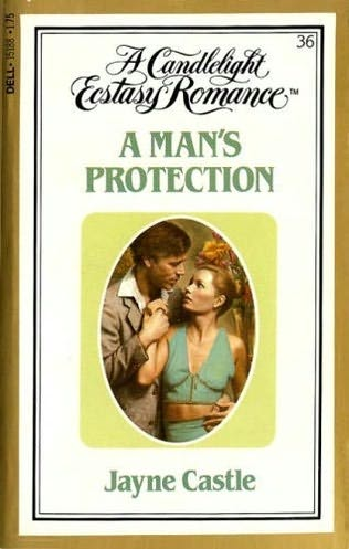 book cover of A Man\'s Protection