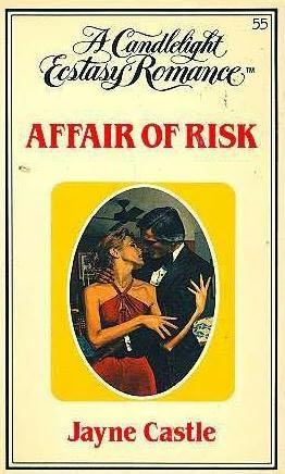 book cover of Affair of Risk
