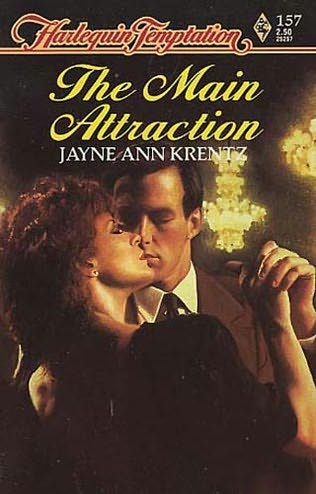 book cover of The Main Attraction