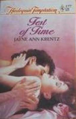 book cover of Test of Time