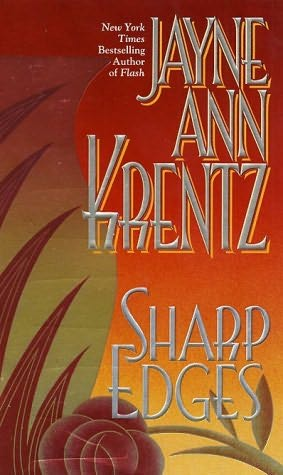 book cover of Sharp Edges