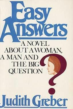 book cover of Easy Answers