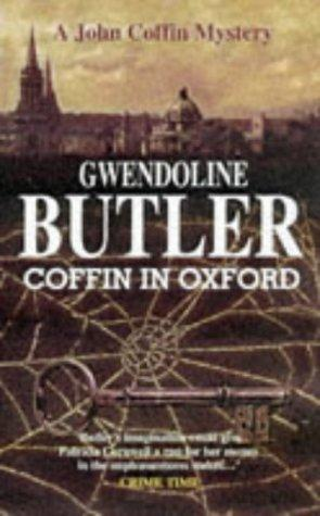 book cover of Coffin in Oxford