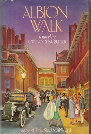 book cover of Albion Walk