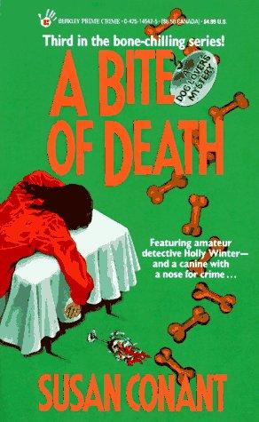 book cover of A Bite of Death