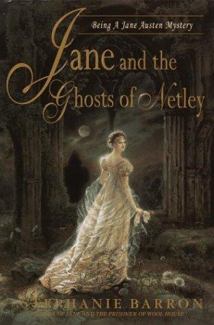 book cover of Jane and the Ghosts of Netley