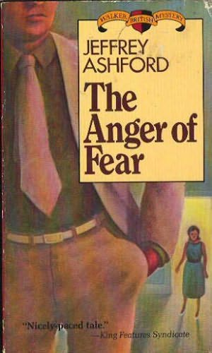 book cover of The Anger of Fear