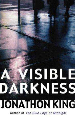 book cover of A Visible Darkness