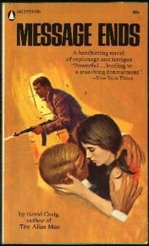 book cover of The Message Ends
