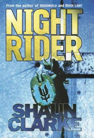 book cover of Night Rider