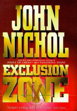 book cover of Exclusion Zone