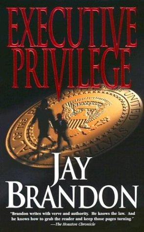 book cover of Executive Privilege