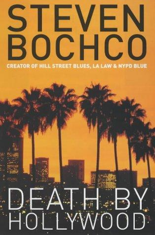 book cover of Death by Hollywood
