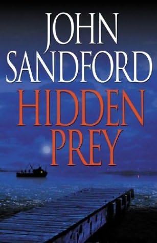 book cover of  Hidden Prey   (Lucas Davenport, book 15) by John Sandford